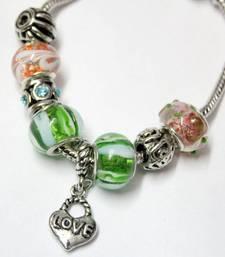Buy Love Charm Bracelet bangles-and-bracelet online