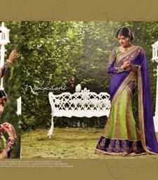 Buy Cocktail Collection 2009B lehenga-saree online