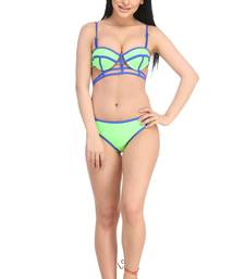 Buy Green others swimwear swimwear online