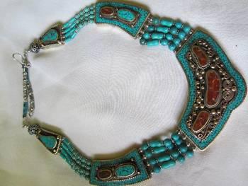 Tibetan Neck piece