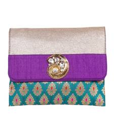 Buy Craftstages Ethnic Broacde Sling Style Purse sling-bag online