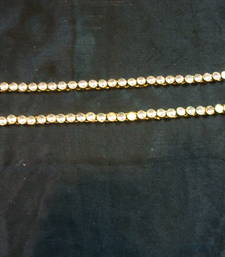 Buy Design no. 21.440....Rs. 1500 anklet online