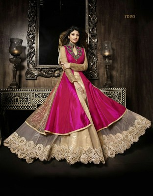 ac437028bd Eid special offer Exclusive and designer karma pink salwar suit (Eid  festival) and pink