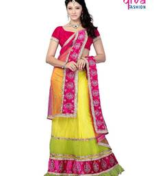 Buy Wedding wear designer Lehenga Choli Diwali gifts diwali-discount-offer online