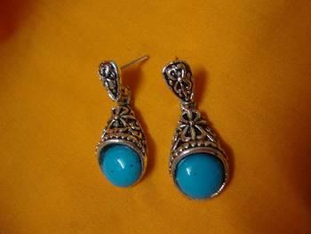 Blue Dream Ear ring