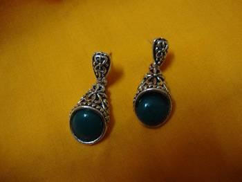 Green Dream Ear ring