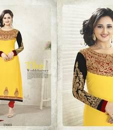 Buy Rashmi Desai Awesome Designer Straight Suit dress-material online