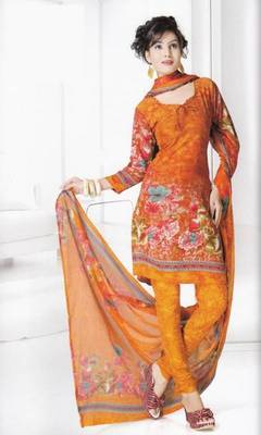 Dress material cotton designer prints unstitched salwar kameez suit d.no B10019