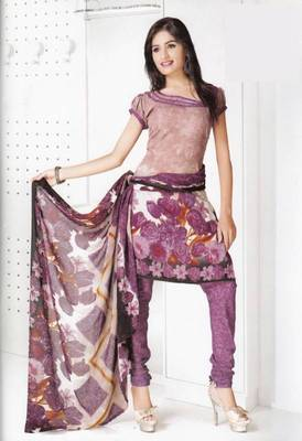 Dress material cotton designer prints unstitched salwar kameez suit d.no B10022