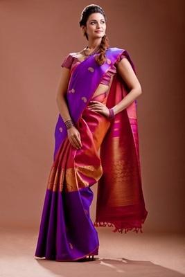 1f0d7cacd8 Aavaranaa Kancheepuram silk sarees - Aavaranaa - 250513