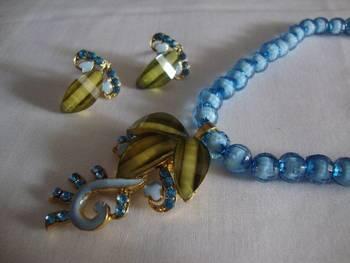 Blue Wonder Necklace