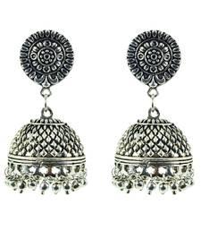 Buy Silver coral earrings Earring online
