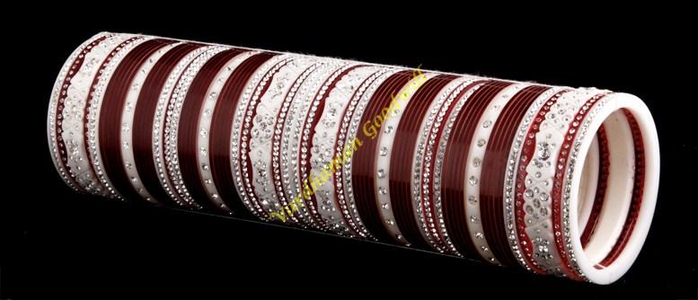 Silver rakhi bracelet with name