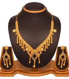 Buy Vendee Fashion Dangler Necklace Set 8037 Necklace online