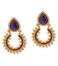 Buy Vendee Admirable fashion earrings (8017) Earring online