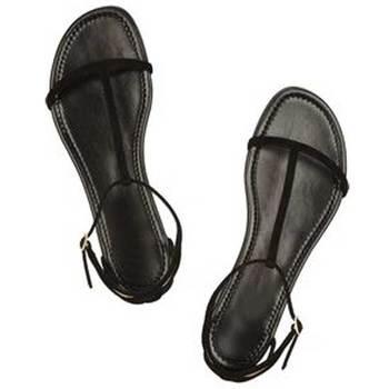 Classic Black Sandal