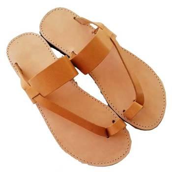 Being n Brown side Belt Sandal