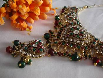 Marwadi Necklace