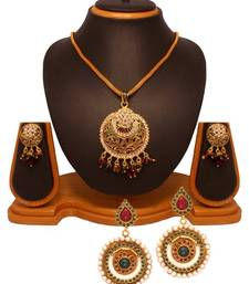 Buy Diwali Discount Offers - Vendee Fashion Attractive jewellery combo (1317) Pendant online