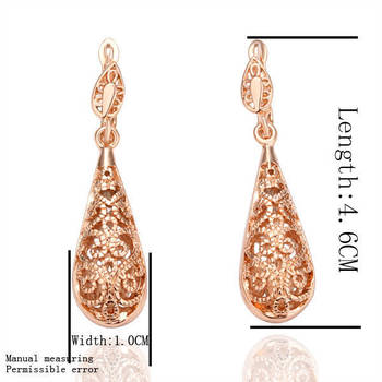18K Gold Plated Earring-5