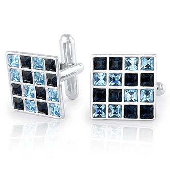 Blue swarovski crystal other