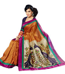 Buy Sunaina Multi Colour Saree printed-saree online