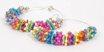 Multicolored Bead Bali