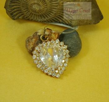 Queen Of Hearts Pendent locket