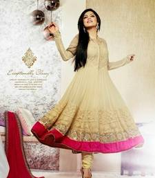 Buy Sizzling designer anarkali attire from madhubala party-wear-salwar-kameez online