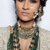 Emerald Green And Red Stones Sabyasachi Necklace