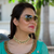 Kundan And Double Pearl Choker Necklace