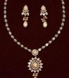 Buy Beautiful multicolor jewellery Necklace online