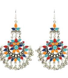 The Multicolored Banjara Chandeliers