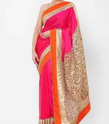 Buy MANDIRA IN RANI SAREE other-actress-saree online
