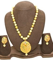 Multicolor studded_jewellery gemstone-necklaces