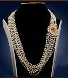 Buy Design no. 8 b.1666....Rs. 4650 Necklace online