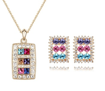 The Shinning Diva Necklace Set