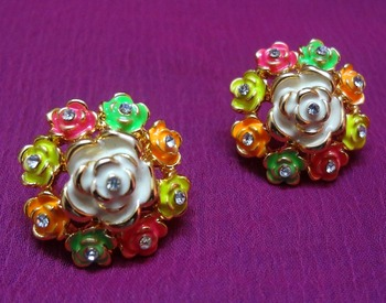 Fashion earrings-ME034
