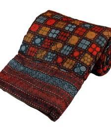 Buy Designer Bagru Cotton Single Bed Razai Quilt bed-sheet online