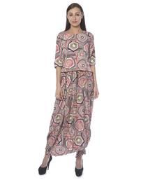 Buy Vedic  Women's Colorful Printed Dhoti Pants  dhoti online