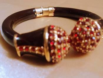 frontopen polki bracelet