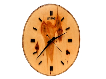 Wooden Beautiful Wall Clock- Hand-Crafted Home Decorative Antique Item for Show-Pieces Gifts
