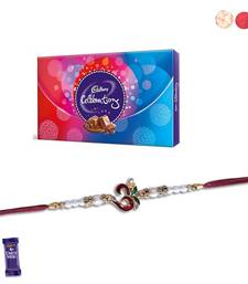 Buy Rakhi with Chocolate Hamper rakhi-with-chocolate online