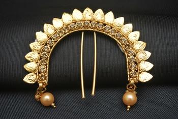 Serial Peshwa Barjirao inspired juda pin - hari accessory