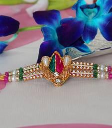 Buy Just for You Rakhi fancy-rakhi online