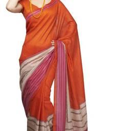 Buy bhagalpuri style E7502A saree art-silk-saree online