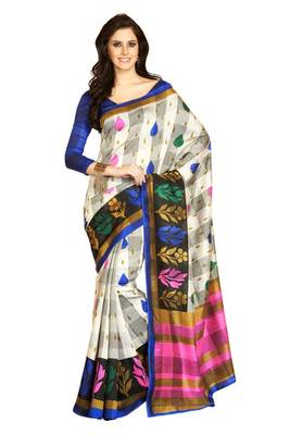 bhagalpuri style E7513A saree