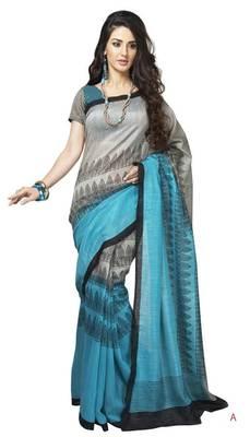 bhagalpuri style E7515A saree
