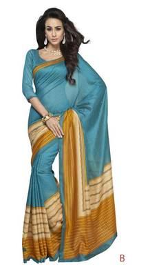 bhagalpuri style E7502B saree