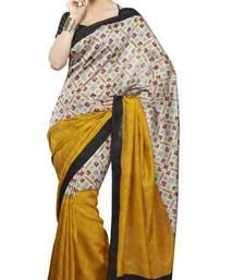 Buy bhagalpuri style E7514B saree art-silk-saree online